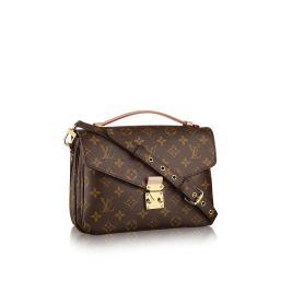 Louis Vuitton Pochette Metis Bag